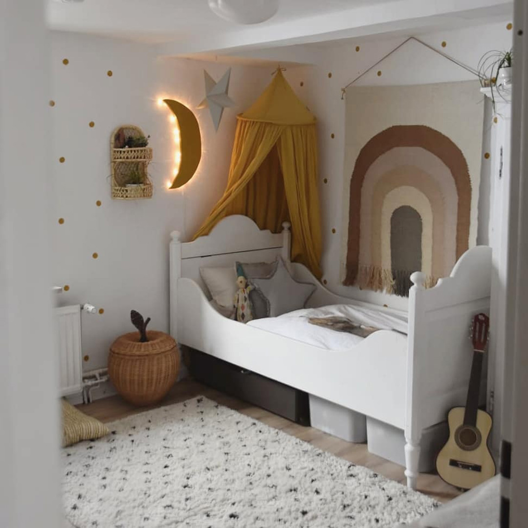childrens rooms with brown