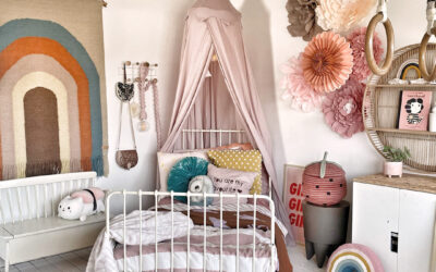 AMELIE'S FEISTY AND FEMININE GIRL'S ROOM WITH SASS