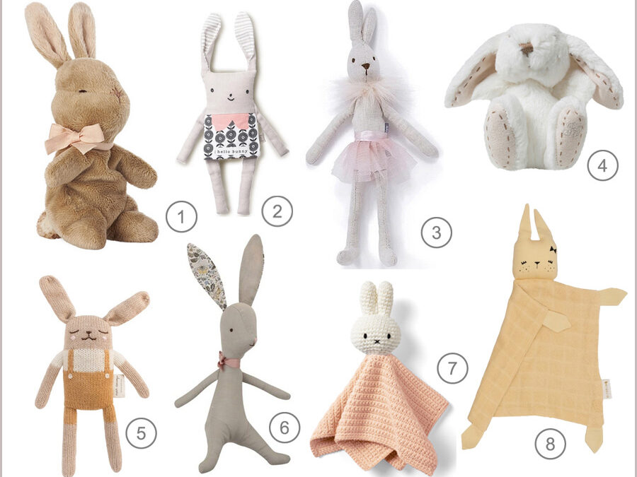 CUDDLY EASTER BUNNIES