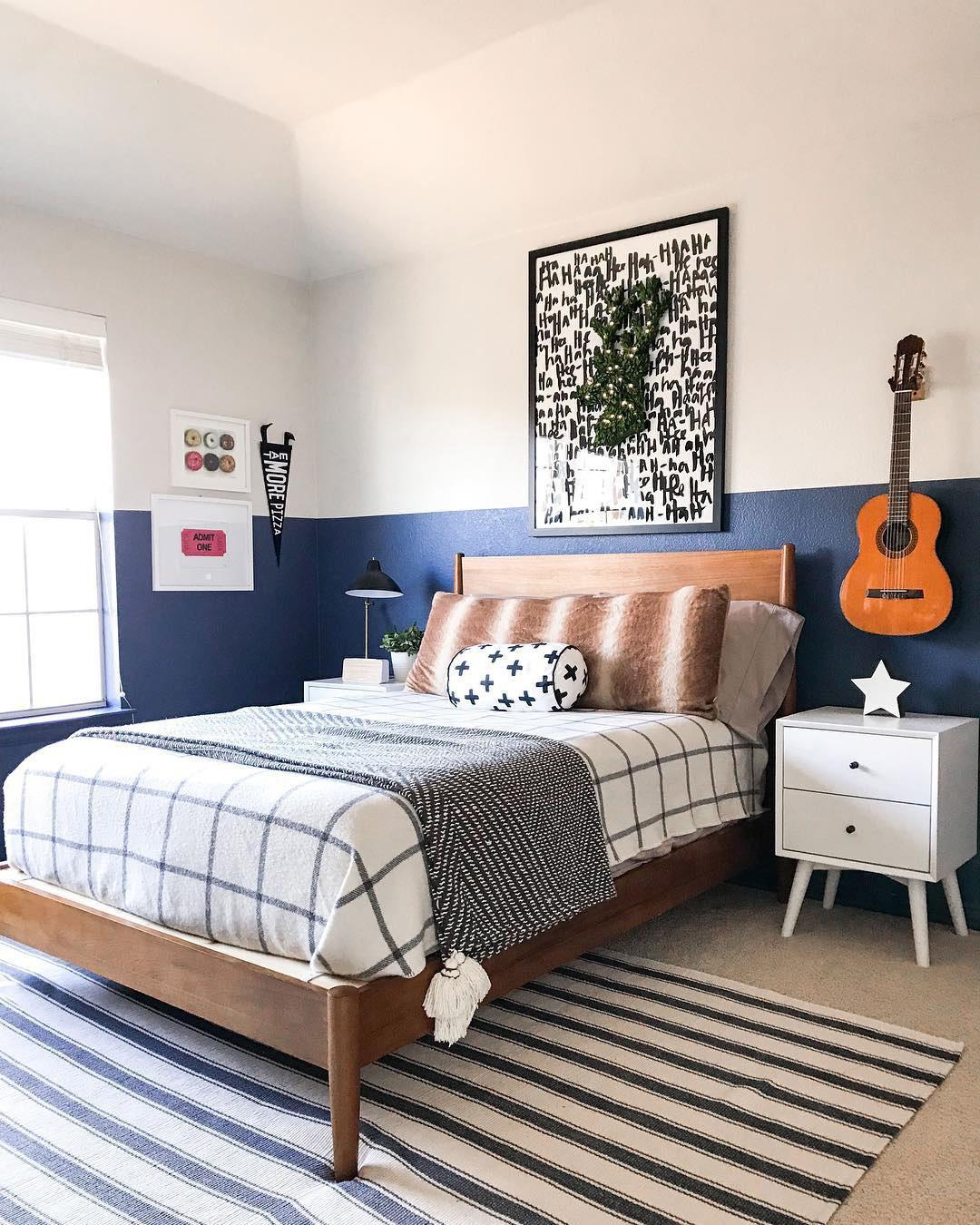 stylish boy's room