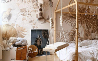 KIDS' ROOMS WITH AN AFRICAN VIBE