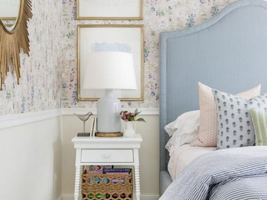 GORGEOUS GIRLS' ROOMS WITH BLUE