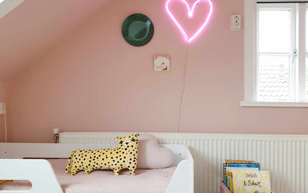 ROOMTOUR : PRETTY IN PINK IN SELAH'S STYLISH BEDROOM