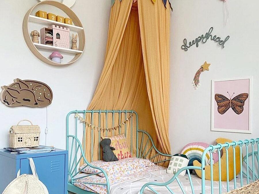 TOP TEN INSTA KIDS' ROOMS SUMMER 2021