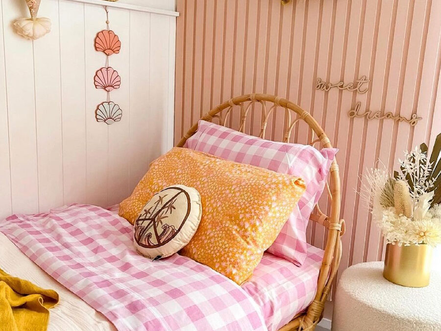 KIDS' ROOMS WITH A HOLIDAY FEEL