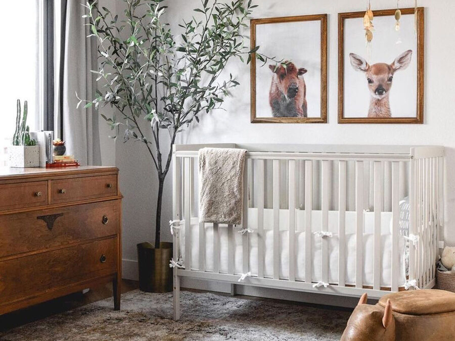 OUR FAVOURITE NEUTRAL GENDER NURSERIES FOR 2021
