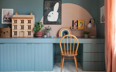 BACK TO SCHOOL – OUR FAVOURITE STUDY SPACES FOR KIDS 2021